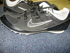 buy online f6a1a 240b5 Image is loading Nike-Track-amp-Field-Zoom-Rival-Spikes-383823-