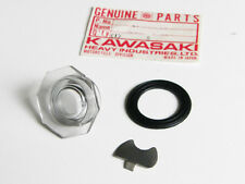 Kawasaki OIL LEVEL GAUGE sight glass window h2 h1 s1 s2 s3 kh500 kh400 kh250 kh
