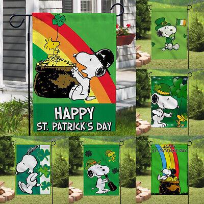 Color The Elephant Theme Decorative House Banner Double-sided Garden Flag