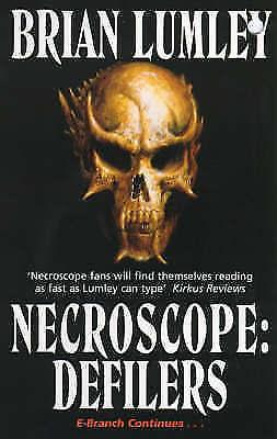 1 of 1 - E-branch: Necroscope Defilers v. 2 by Brian Lumley