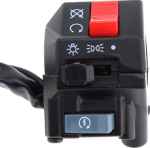 7-8-034-Handlebar-Motorcycle-ATV-Headlight-Indicator-Kill-Elect-Start-Right-Switch