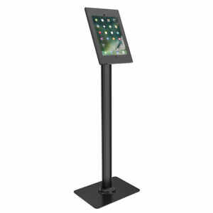 Anti-theft-Black-Floor-Display-Stand-fits-iPad-Pro-12-9-034-for-POS