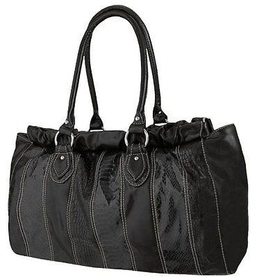 Damen Leder Schulter Frauen Beutel w / Brieftasche