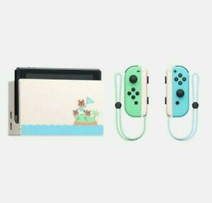 Nintendo-Switch-Animal-Crossing-edicion-especial-solo-Joy-Con-y-Dock-Japon