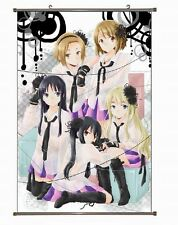 #WAL036 - K-On! - Wallscroll Textil Poster - 60x90 - Group