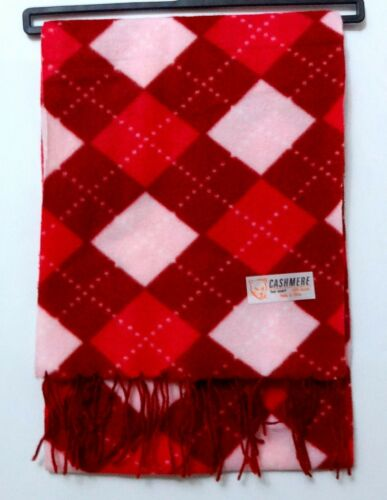 "12/"" X 60/"" Women Ladies Men Warm Tartan Checked Soft Neck Scarf Winter Wrap Plaid"