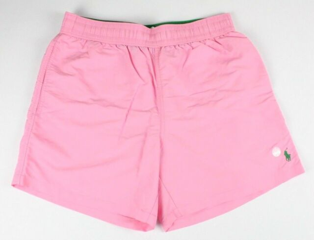 a636ff72588e ... australia ralph lauren polo pink swimming shorts trunks medium m ebay  da95c d2e2a