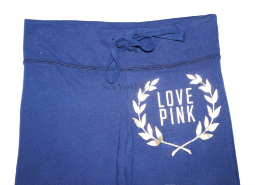 Blue Secret Love Navy Komfortabel Sweatpants Sweats Mørke Victoria's Pink Lounge nYqFgdnwx