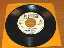 """PROMO 70s 45 RPM - MAGNA CARTA - DUNHILL 4257  """"RING OF STONES"""" + """"AIRPORT SONG"""""""