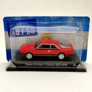 IXO-IKA-Renault-Torino-Lutteral-Comahue-SST-1978-Red-Diecast-Models-Limited-1-43