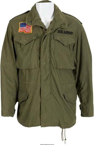 First Army Military cotone US John Army Green 100 M65 Uomo Coat Rambo Jacket 16qwZ