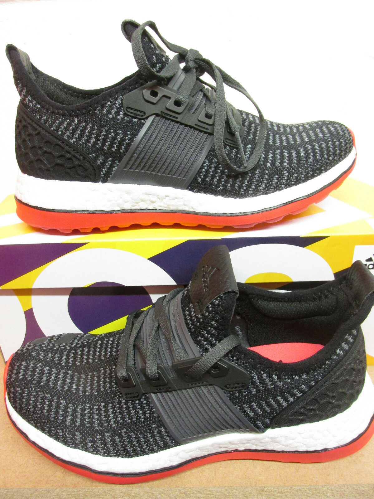 Adidas Pure Bottes   ZG Prime Femme Running AQ2930 Trainers Sneakers