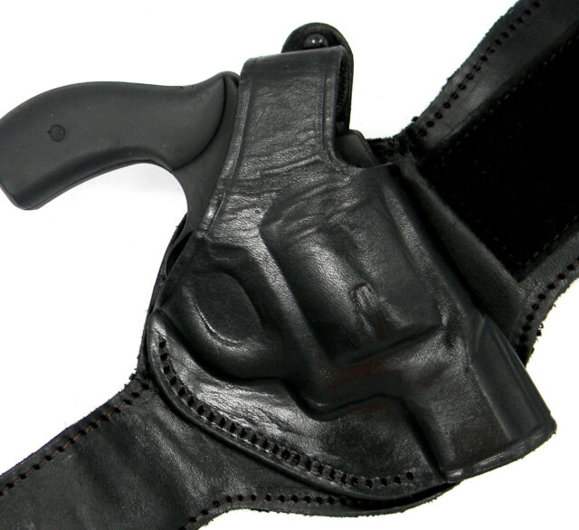 NEW Barsony Black Leather IWB Gun Holster for Kel-Tec Holsters