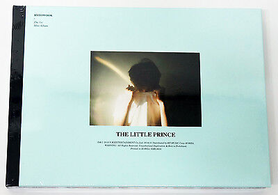 RYEOWOOK SUPER JUNIOR - The Little Prince (1st Mini) CD+Photo Booklet+Poster