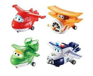 Transform-A-Bots-Jett-Paul-Mira-Grand-Albert-Toy-Figures-Set-Super-Wings