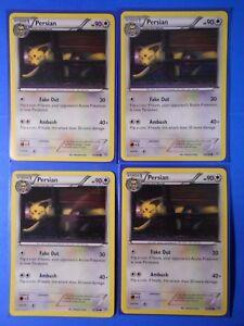 Persian 62//98 Ancient Origins Reverse Holo Mint Pokemon Card