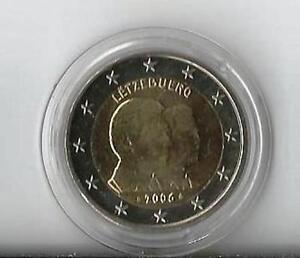 2-euro-commemorativoLussemburgo-2006-25-compleanno-erede-al-trono-Guglielmo