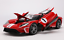 Maisto-1-18-2017-Ford-GT-Concept-Diecast-Model-Sports-Racing-Car-Red-NEW-IN-BOX thumbnail 4