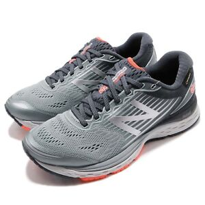 New Balance W880GX8 D Wide Gore-Tex Grey Silver Women Running Shoes ... 2ab43c85a8
