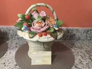 cookie-jar-fitz-and-floyd-basket-of-flowers