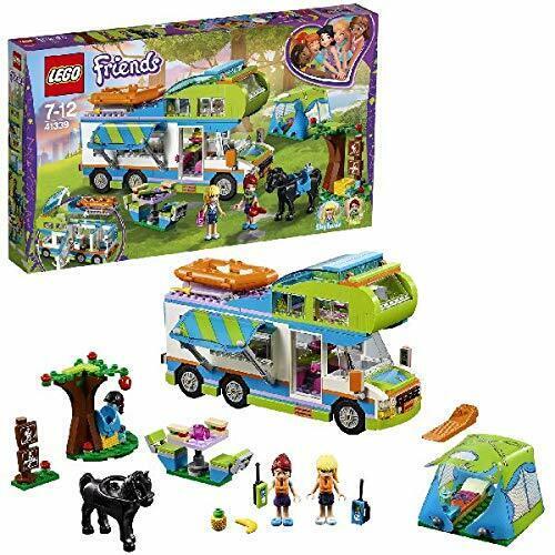 outlet in vendita LEGO Friends Mia's CAMPING CAMPING CAMPING AUTO BLOCCO giocattolo di costruzione 41339 per bambini 7-12 dal Giappone  marchio famoso