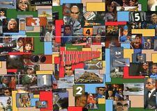 6 Nm//Mt 2003 Cards Inc Magnificent Seven Preview Set
