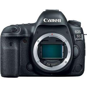 Neuf Canon EOS 5D Mark IV Digital SLR Camera  body only - 5D mark 4