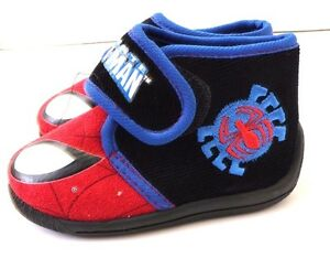 f2241d9d943 Marvel Comics Spider-Man Toddler Boys Baby Shoes Sneakers Sizes 6 ...