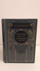 Paul-de-Semant-Deux-Ninas-Sous-La-Revolution-1911-Ediciones-Flammarion