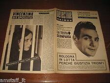 RIVISTA DETECTIVE CRIMEN=1959/8=VINCENZINA D'URSO=LUIGI DANSI=