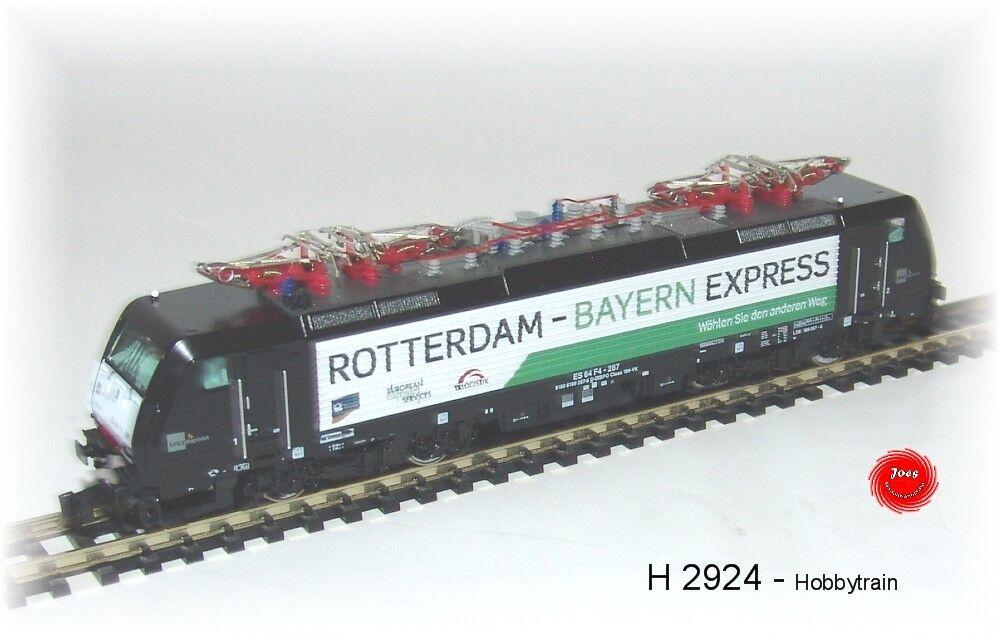 Hobbytrain 2924 E-Lok serie siano 189 Siemens (es64f4)  rossoterdam Baviera Express