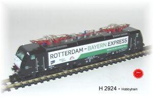 Hobbytrain 2924 Locomotive Électrique Série 189 Siemens Es64f4 Hobbytrain 2924 Locomotive Électrique Série 189 Siemens Es64f4