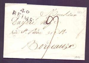 Vorphilabrief-Frankreich-1813-mit-Stempel-49-Reims-n-Bordeaux-mit-Inhalt-204