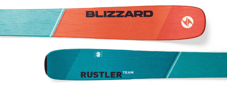 Blizzard Rustler Team Ski Set 148 cm Freeride Ski Ski Ski Junior Allmountain Kinder J18 d479d9