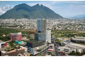 Locales Comerciales en Preventa , Frente a Cintermex, Centro de Monterrey Nuevo León