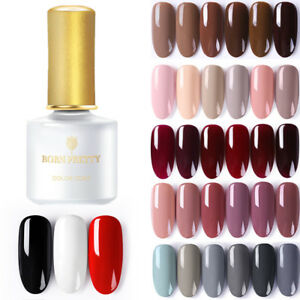6ml BORN PRETTY Esmalte de Uñas UV Gel Nail Art UV Gel Polish Semipermanente