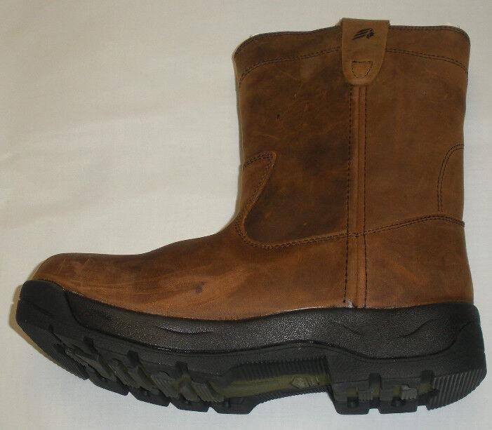 Lacrosse 670020-9W 11  Waterproof Brown Wellington Boots Size 9 Wide 13420