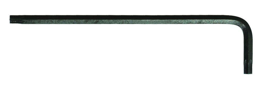 Bondhus 33407 TR7 Tamper-Resistant Star Key L-Wrench ProGuard Finish, 25 Piece