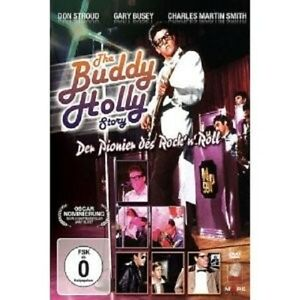 The-BUDDY-HOLLY-STORY-il-pioniere-del-DVD-NUOVO