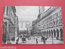 Sydney Streets Series Kerry Australian Postcard Martin Place from George Street