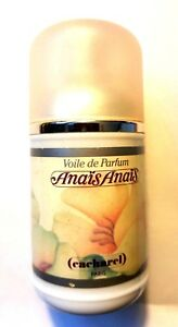 Rare Vintage Anais Anais By Cacharel Eau De Parfum Spray 25 Fl Oz