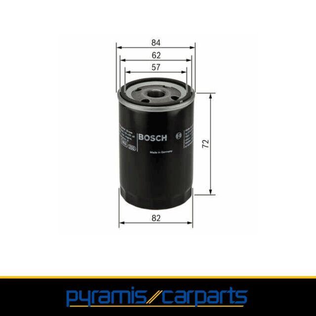 NUOVO 1 XBosch filtro dell'olio - 0451103316 Ford, Honda, Hyundai, Isuzu, Opel, Mazda (€ 9,95/Unità).