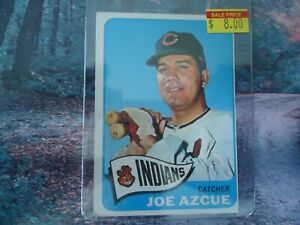 1965-TOPPS-JOE-AZCUE-CLEVELAND-INDIANS