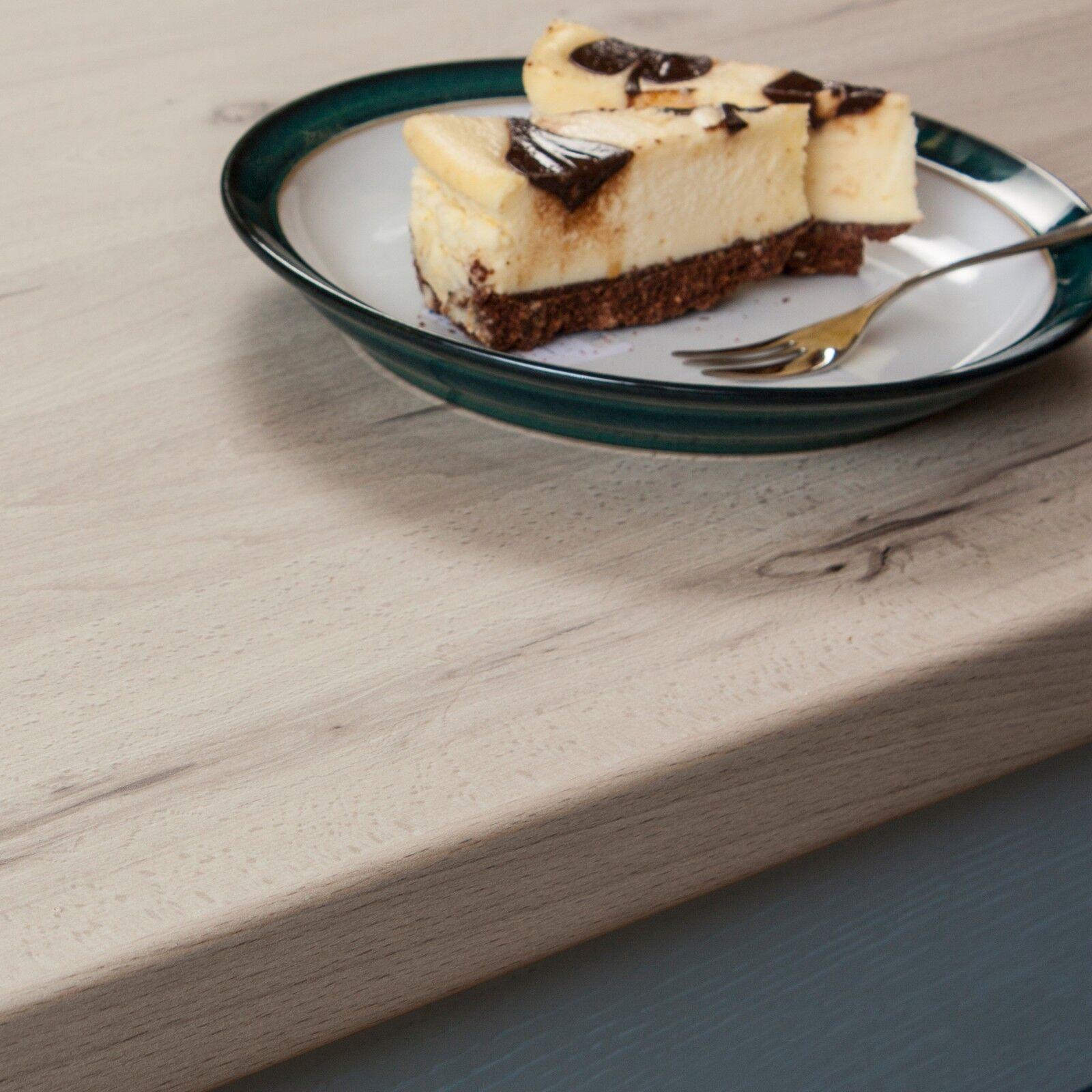 Helles Holz Arbeitsplatte 3000mm × × × 600mm × 38mm Resopal Küchenarbeitsplatten a32c20