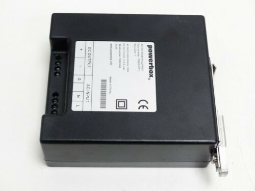 Abb dsqc 609 3hac14178-1 Powerbox PbSe 5117 rev.1 top estado