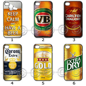 For-Samsung-or-iPhone-CASE-Phone-COVER-Beer-Bottle-Mens-Drinks-Collection-M17