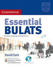 Essential BULATS with Audio CD and CD-ROM by John O. E. Clark, Cambridge ESOL (Mixed media product, 2005)