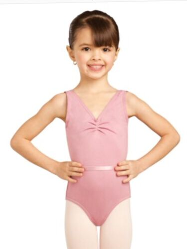 Capezio CAD201C Tank Leotard Pink Size Toddler *NEW* Ballet Dance