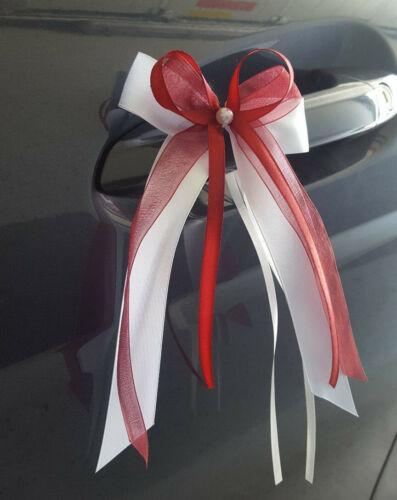 Autoschleifen Hochzeitsschleifen Antennenschleifen Schleifen in Bordeaux