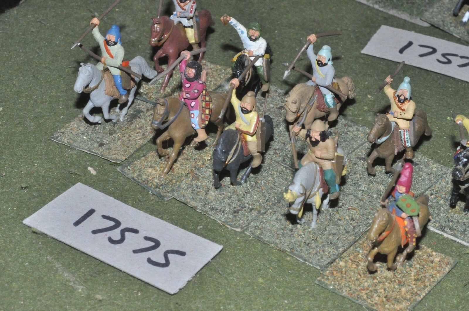 25mm classical   persian - achaemenid cavalry 10 cavalry - cav (17575)